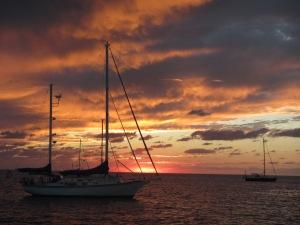 Sunset Black Point 4