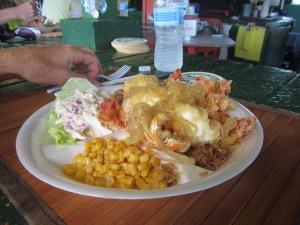 047 - Santana's Lobster