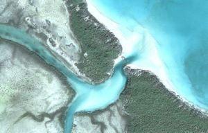 Shroud Cay Beach