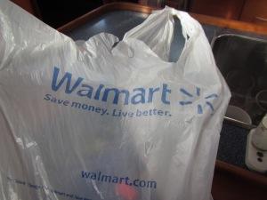 046 - Walmart Bag Ha