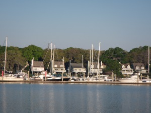 015 - Beaufort SC Marina