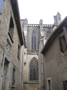 002 - Church in Capestang